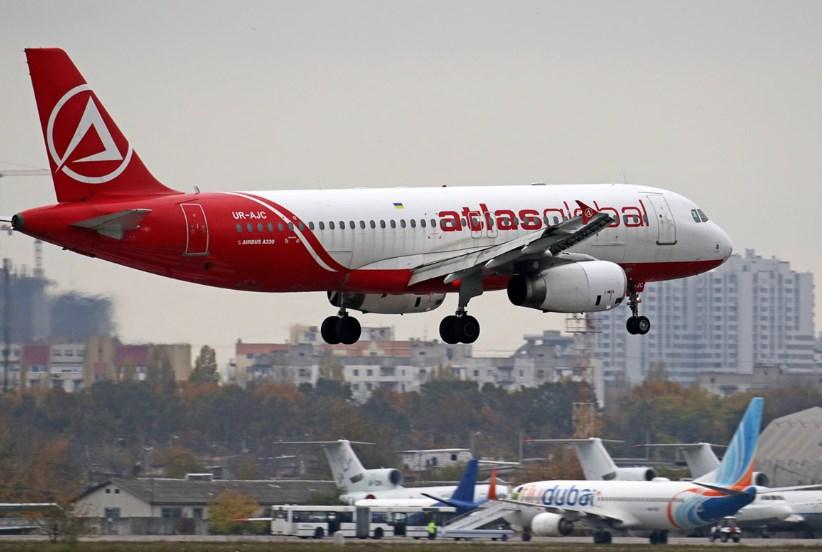 20-милионный украинский авиапассажир приземлился в Борисполе