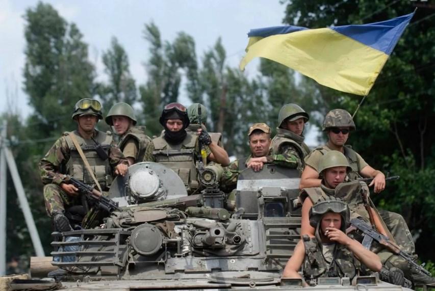 День Сухопутных войск Украины: первые лица страны поздравили пехотинцев
