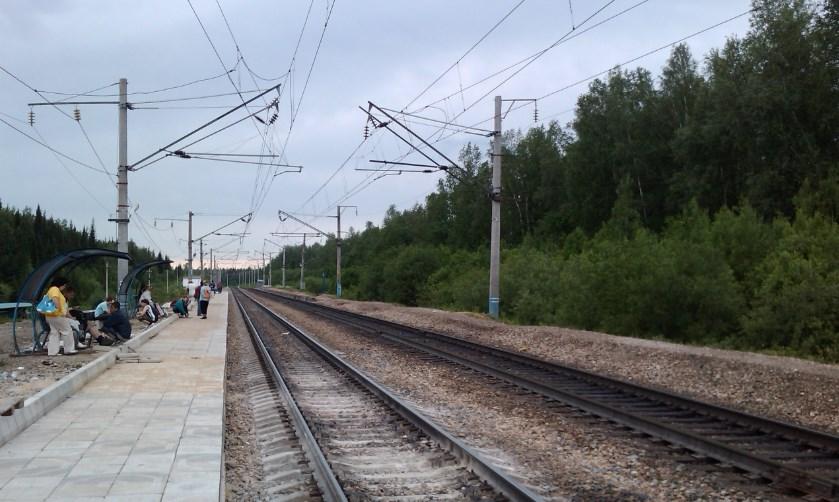 В Полтавской области поезд насмерть сбил пенсионерку
