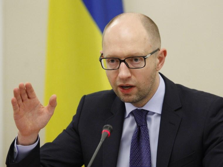 Яценюк настаивает на создании всех ОТГ в Украине до 2020 года