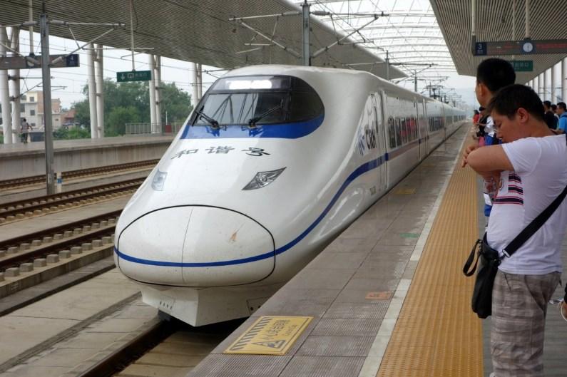 Китайцы обещают сделать самый быстрый в мире маглев