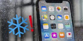 Как сделать так, чтобы ваш телефон долго работал на морозе