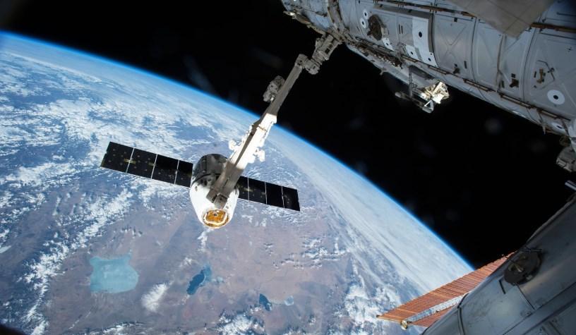 Экипаж МКС успешно прибыл на станцию