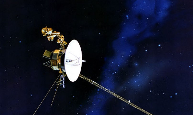 Аппарат «Вояджер-2» пересек границу межзвездного пространства