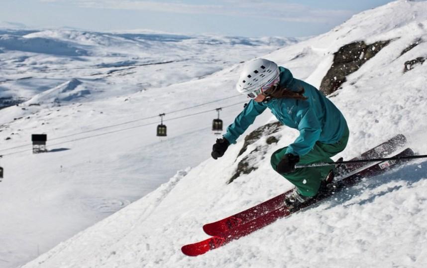 На лыжи в Швецию. сколько стоит зимний отдых на курорте Оре