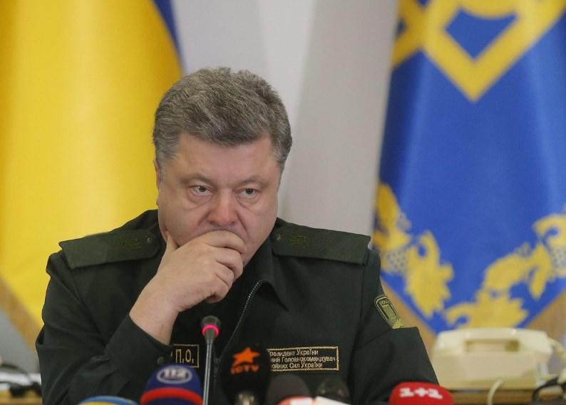 «Худшее позади»: Порошенко заверил, что Украина избежала дефолта
