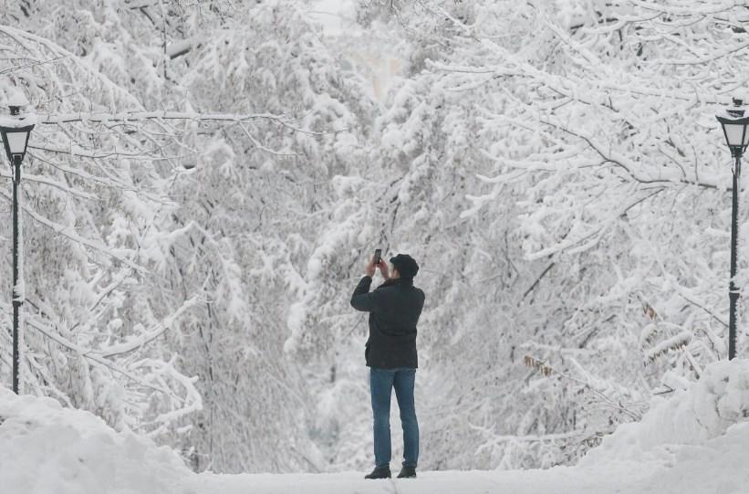 Порывы ветра и метель: синоптики предупредили об ухудшении погоды в Украине