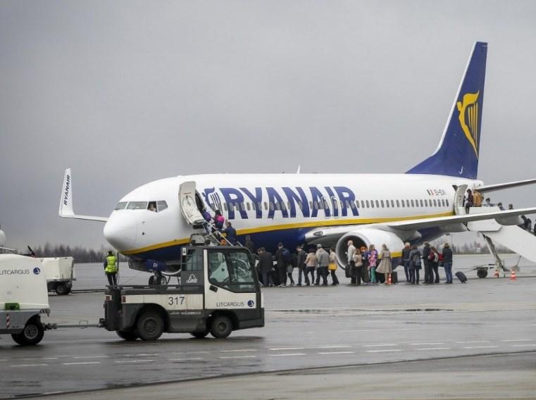 В Ryanair и МАУ изменили правила провоза ручной клади