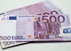 В Европе прекращается выпуск 500-европых банкнот