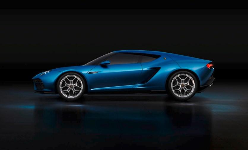 Концепт Lamborghini Asterion может пойти в серию