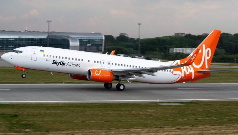 SkyUp планирует запустить рейсы между Одессой и Львовом