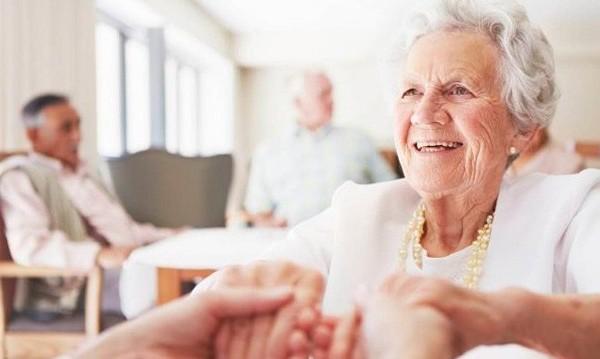 Пансионат для пожилых в Украине