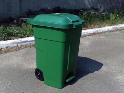 Надежная тара для мусора