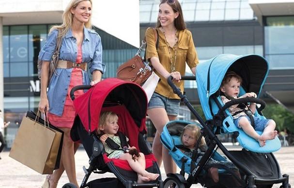 Как выбирать детскую коляску?