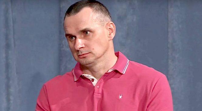 Сенцов планирует создать общественную организацию