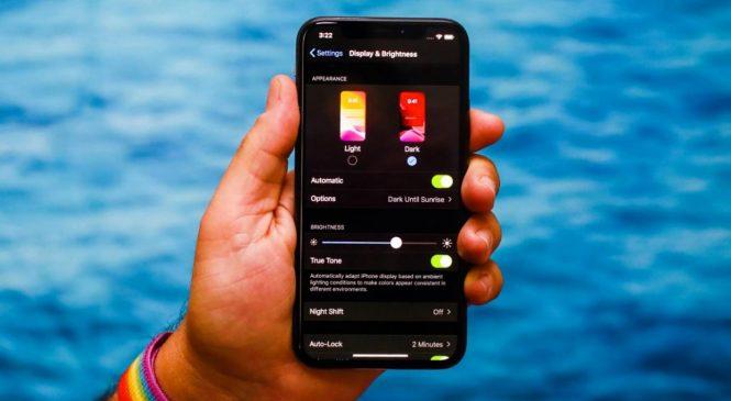 Найден способ сэкономить заряд iPhone на iOS 13