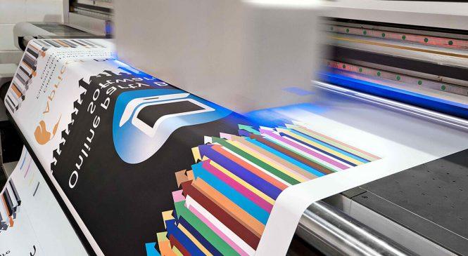 Особенности современной широкоформатной печати