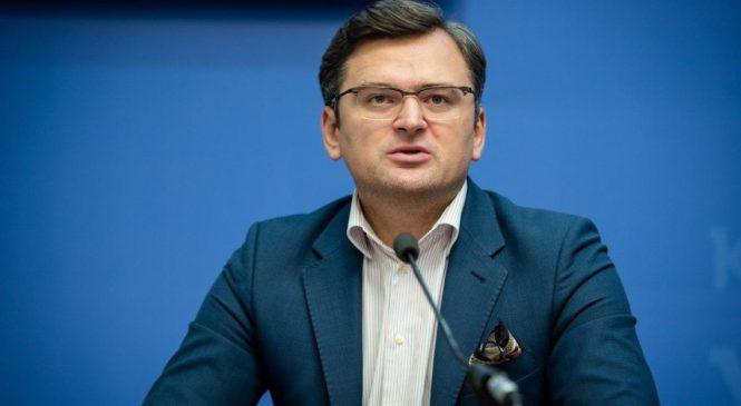 Поправки в Конституцию Путину не помогут: Кулеба сделал заявление по Крыму
