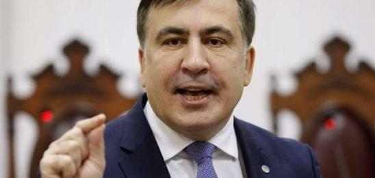 В Украине люди рождаются с чипом — Саакашвили жестко оценил ситуацию в стране