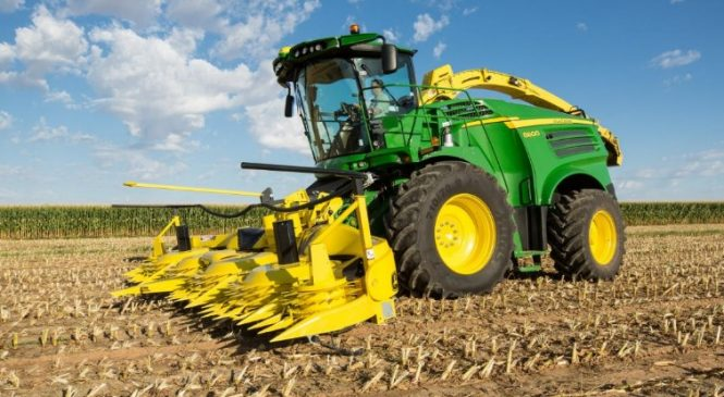 Какие преимущества дает нам сельхозтехника?
