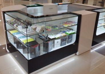 Какое торговое оборудование подходит для магазинов мобильной электроники