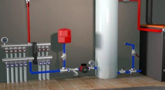 Создание системы отопления — покупаем все необходимое на сайте «Тепло Полтава»
